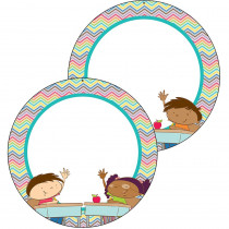 CD-188059 - Carson Kids Two Sided Decorations in Two Sided Decorations