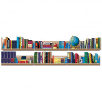CD-1922 - Bulletin Board Set Bookshelf Topper in Chart Toppers