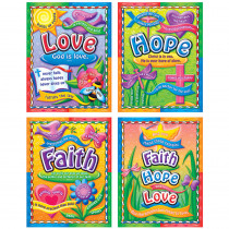 CD-210004 - Faith Hope And Love in Inspirational