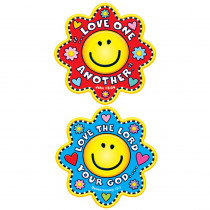 CD-288004 - Love The Lord in Two Sided Decorations