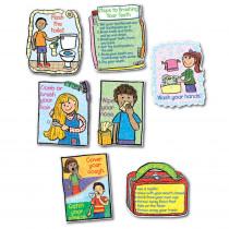 CD-3258 - Bb Set Hygiene Kid-Drawn in Science