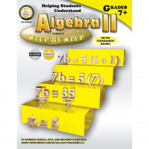 CD-404028 - Helping Students Understand Algebra Ii in Algebra