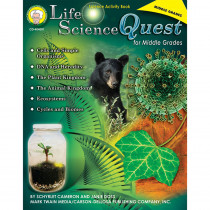 CD-404091 - Life Science Quest For Middle in Life Science