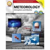 CD-404124 - Meteorology Atmosphere & Weather Gr 5-8 in Weather