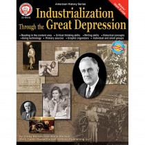 CD-404140 - Industrialization Through The Great Depression in History