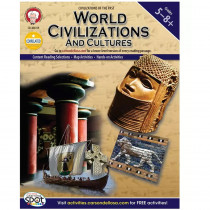 CD-404159 - World Civilizations And Cultures in Cultural Awareness