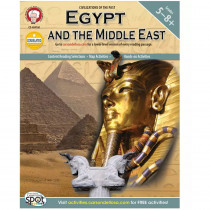 CD-404160 - Egypt And The Middle East in Cultural Awareness