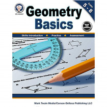 CD-404237 - Geometry Basics Gr 5-8 in Geometry