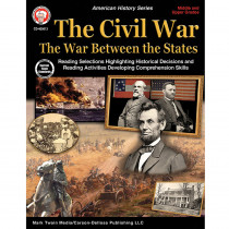CD-405013 - Civil War Between States Gr 5-12 in History