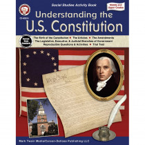 CD-405014 - Understanding Constitution Gr 5-12 in Government