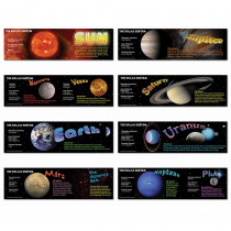 CD-410076 - Solar System Mini Bulletin Board Set in Science