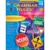 CD-4337 - Grammar Rules Gr 1-2 Basic Grammar Skills in Grammar Skills