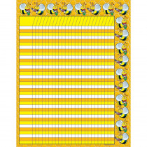 CD-6229 - Incentive Chartlet Bees 17 X 22 in Incentive Charts
