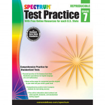 CD-704253 - Test Practice Gr 7 in Cross-curriculum