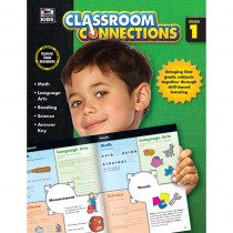 CD-704638 - Classroom Connections Gr 1 in Cross-curriculum Resources