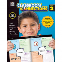 CD-704639 - Classroom Connections Gr 2 in Cross-curriculum Resources