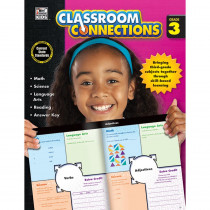 CD-704640 - Classroom Connections Gr 3 in Cross-curriculum Resources
