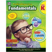 CD-704645 - Prekindergarten Fundamentals in Reference Materials