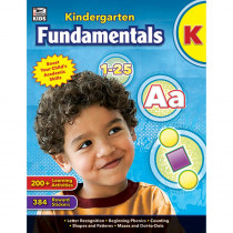 CD-704646 - Kindergarten Fundamentals in Reference Materials