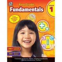 CD-704647 - First Grade Fundamentals in Reference Materials