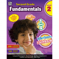 CD-704648 - Second Grade Fundamentals in Reference Materials