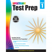 CD-704687 - Spectrum Test Prep Gr 1 in Cross-curriculum
