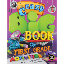 CD-704729 - Crazy Big Bk First Gr Activities 1 in Cross-curriculum Resources