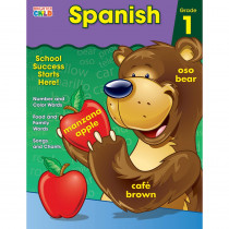 CD-704885 - Spanish Gr 1 in Foreign Language