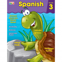 CD-704887 - Spanish Gr 3 in Foreign Language