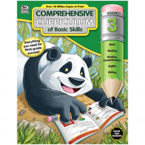 CD-704896 - Gr 3 Comprehensive Curriculum Of Basic Skills in Cross-curriculum Resources