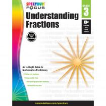 CD-704900 - Spectrum Understanding Fractions Gr 3 in Fractions & Decimals