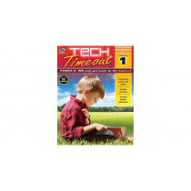 CD-704921 - Tech Timeout Gr 1 in Teacher Resources