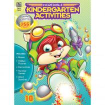 CD-705030 - Incredible Kindergarten Activities in Classroom Activities
