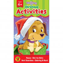 CD-705282 - Christmas Activities Ages 4 - 5 My Take-Along Tablet in Holiday/seasonal
