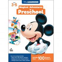 Magical Adventures in Preschool Workbook, Grade Preschool, Paperback - CD-705369 | Carson Dellosa Education | Classroom Activities