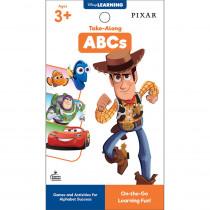My Take-Along Tablet: Pixar ABCs Activity Pad, Grade PK-1, Paperback - CD-705375 | Carson Dellosa Education | Math