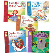 CD-745034 - Classic Fairytale Set in Classroom Favorites