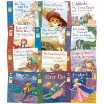 CD-745035 - Classic Tales Bilingual Set in Classroom Favorites