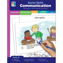 Communication Resource Book, Grade PK-2, Paperback - CD-804113 | Carson Dellosa Education | Character Education