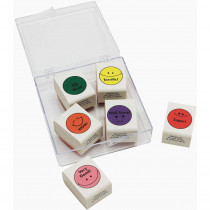 CE-601 - Grading Stamps Smile Faces in Stamps & Stamp Pads