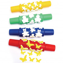 CE-6663 - Ready2learn Creative Paint Rollers Set 1 in Paint Accessories