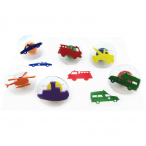 CE-6777 - Ready2learn Giant Emergency Vehicle Stampers in Paint Accessories