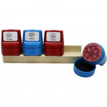 CE-J9902 - Jumbo Incentive Set Stamp Caddy Spanish in Foreign Language