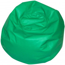 CF-610006 - Round Bean Bag 35In Green in Floor Cushions