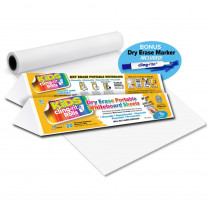 Kids Cling-rite Roll - CGS1005CLINGRITE | All Things Cling Ltd | Dry Erase Sheets