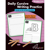 CHK7008 - Daily Cursive Writing Practice in Handwriting Skills
