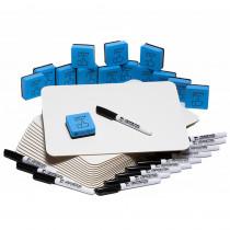 CHL35090 - Lap Board Jumbo Classroom Pk in Dry Erase Boards