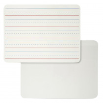 CHL35135 - Plain & Lined Dry Erase Boards Magnetic 2 Sided in Dry Erase Boards
