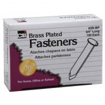 CHL3RBP - Brass Paper Fasteners 3/4 100/Box in Fasteners