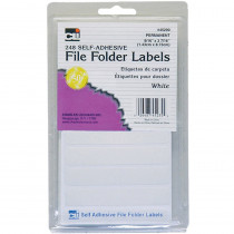 CHL45235 - File Folder Labels White in Mailroom